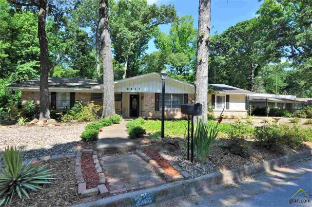 2411 Brookhaven, Tyler, TX 75701 (MLS #10095239) :: RE/MAX Professionals - The Burks Team