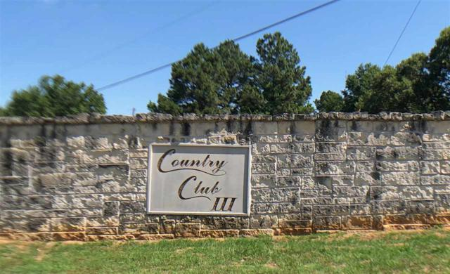 Lot 12 Devonshire, Mt Pleasant, TX 75455 (MLS #10095295) :: RE/MAX Professionals - The Burks Team