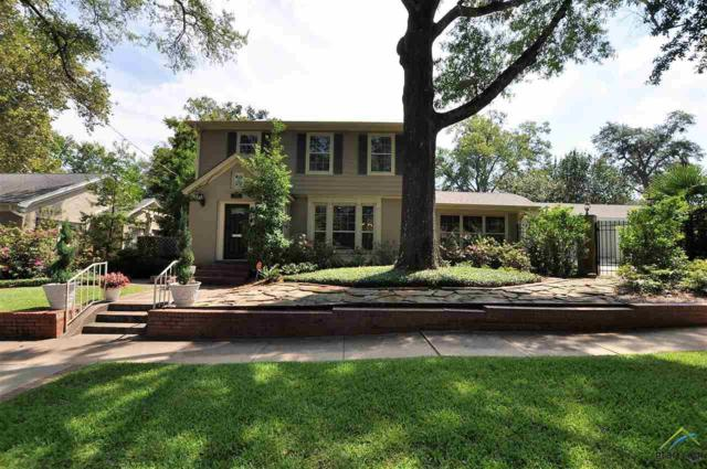 1122 S Chilton, Tyler, TX 75701 (MLS #10095544) :: The Wampler Wolf Team