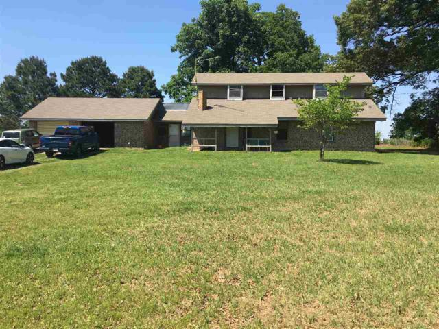 5901 Fm 1701, Avery, TX 75554 (MLS #10095654) :: The Wampler Wolf Team