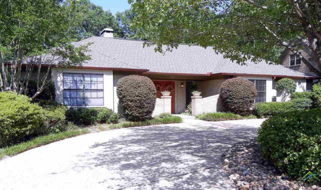 5906 Foxcroft Rd, Tyler, TX 75703 (MLS #10095659) :: RE/MAX Professionals - The Burks Team