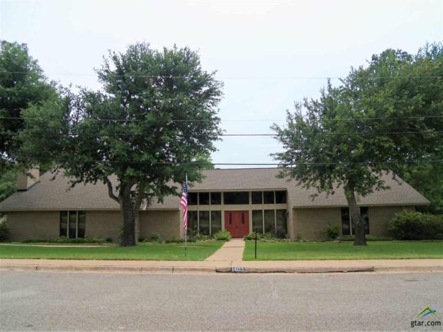1403 Slaydon, Henderson, TX 75654 (MLS #10095770) :: RE/MAX Professionals - The Burks Team