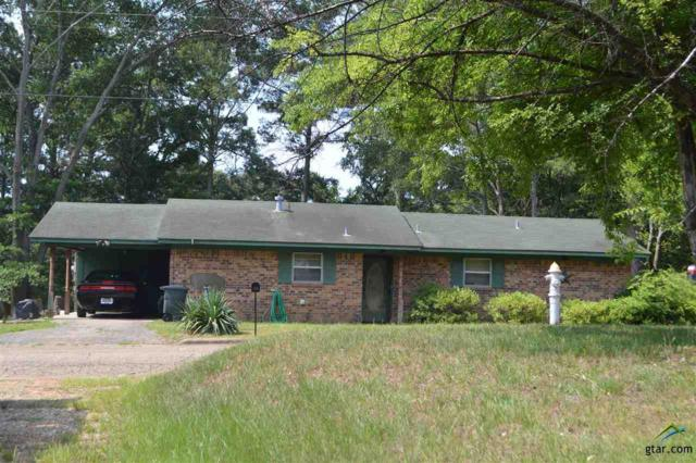 821 Fraizer, Gilmer, TX 75644 (MLS #10095977) :: The Wampler Wolf Team