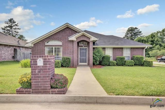 821 Frederick Cir, Flint, TX 75762 (MLS #10096105) :: The Wampler Wolf Team