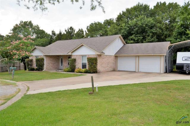 116 Dogwood Place, Van, TX 75790 (MLS #10096413) :: RE/MAX Professionals - The Burks Team