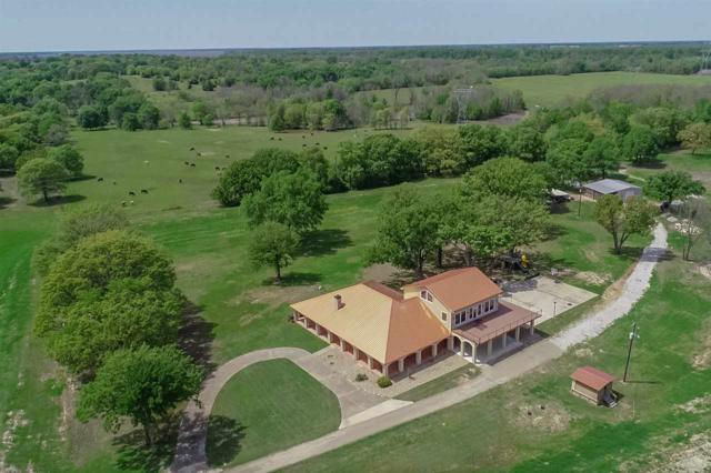 2760 NW County Road 1080, Sulphur Bluff, TX 75481 (MLS #10096435) :: The Wampler Wolf Team