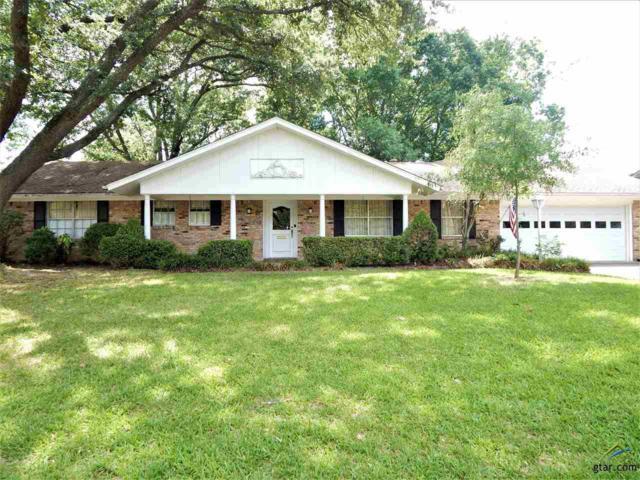 3101 Brookside Drive, Tyler, TX 75701 (MLS #10096452) :: RE/MAX Professionals - The Burks Team
