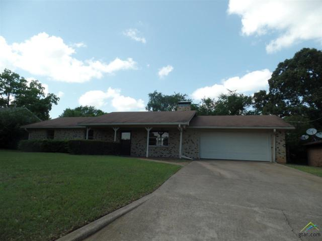 212 Woodhaven, Jacksonville, TX 75766 (MLS #10096487) :: The Wampler Wolf Team