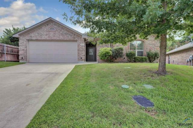 2533 Meadowland Ct., Tyler, TX 75707 (MLS #10096629) :: RE/MAX Professionals - The Burks Team