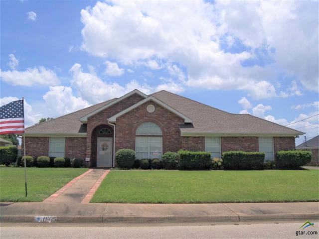 1605 Mcmurray Rd, Henderson, TX 75654 (MLS #10096646) :: RE/MAX Impact