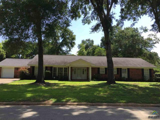 914 Crestwood, Jacksonville, TX 75766 (MLS #10097505) :: The Wampler Wolf Team