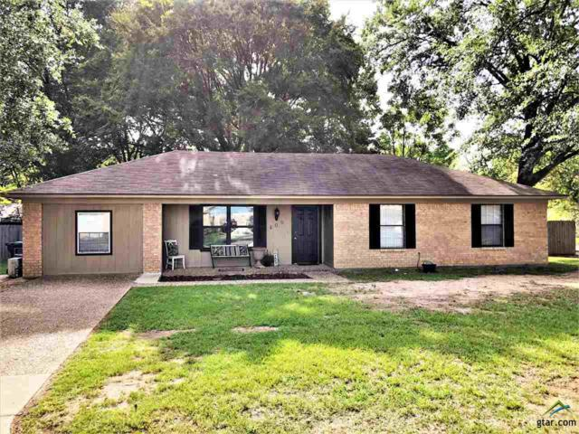 400 Lakeview St, Whitehouse, TX 75791 (MLS #10097537) :: The Wampler Wolf Team