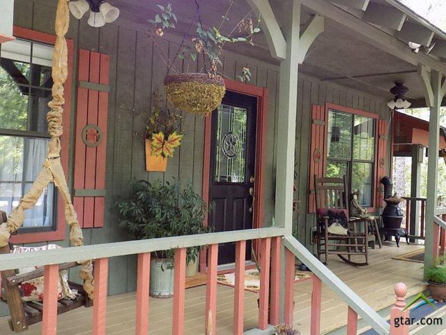 178 Magnolia Lane, Holly Lake Ranch, TX 75765 (MLS #10097553) :: The Wampler Wolf Team