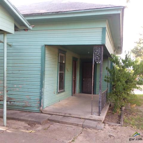 231 S Locust St, Sulphur Springs, TX 75482 (MLS #10098075) :: RE/MAX Professionals - The Burks Team
