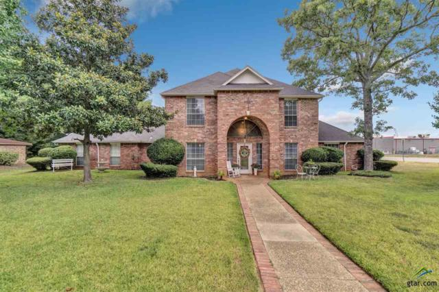 3099 Rolling Hill Dr, Tyler, TX 75702 (MLS #10099098) :: The Wampler Wolf Team