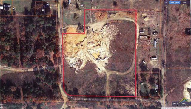 TBD N Cr 3155, Mt Pleasant, TX 75455 (MLS #10099127) :: RE/MAX Impact
