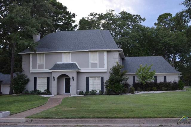 5811 Foxcroft Rd, Tyler, TX 75703 (MLS #10099495) :: RE/MAX Professionals - The Burks Team