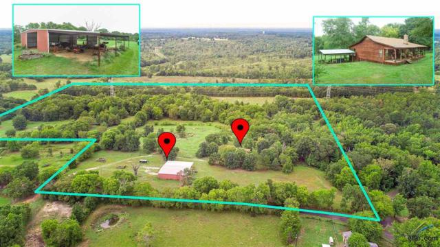 850 Cr Se 3285, Mt Vernon, TX 75457 (MLS #10099682) :: The Wampler Wolf Team