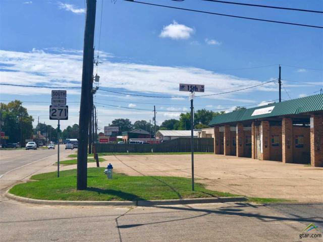 1405 Jefferson, Mt Pleasant, TX 75455 (MLS #10099851) :: RE/MAX Impact
