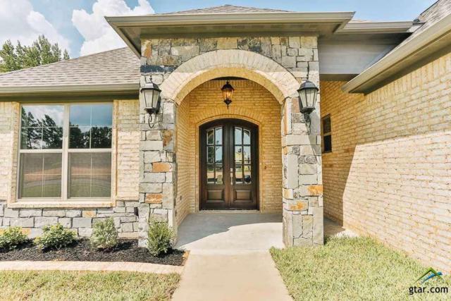 4134 Chapel Quarters, Tyler, TX 75703 (MLS #10099896) :: RE/MAX Impact