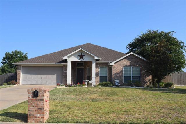 833 Greenwood Circle, Lindale, TX 75771 (MLS #10099973) :: RE/MAX Professionals - The Burks Team
