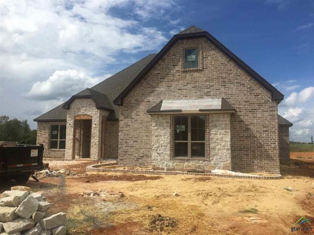 125 Heritage Way, Bullard, TX 75757 (MLS #10100026) :: RE/MAX Impact