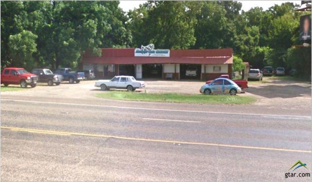 1404 Kilgore Drive, Henderson, TX 75652 (MLS #10100444) :: The Wampler Wolf Team