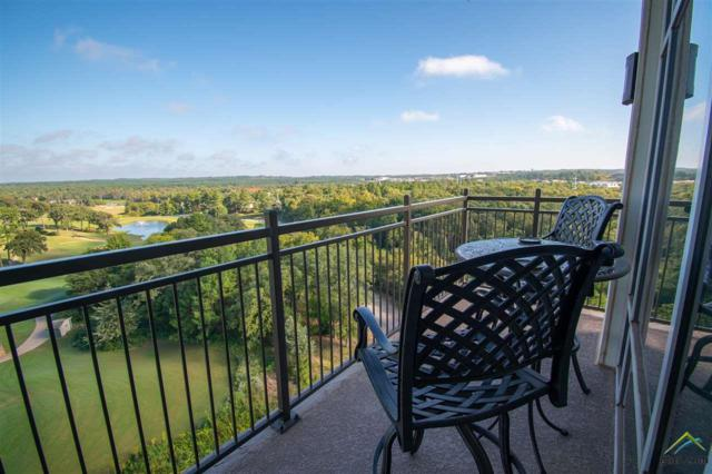 2801 Wexford Drive Unit 705, Tyler, TX 75709 (MLS #10100486) :: The Wampler Wolf Team