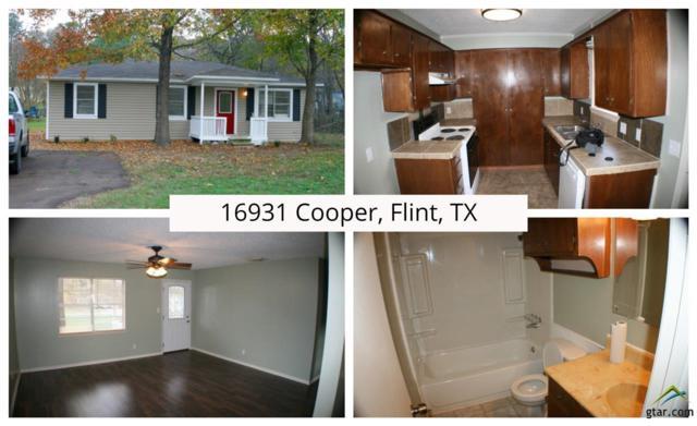 16931 Cooper, Flint, TX 75762 (MLS #10100561) :: RE/MAX Professionals - The Burks Team