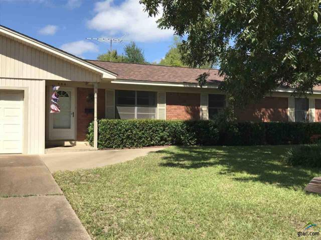 504 W Patricia Dr, Overton, TX 75684 (MLS #10100565) :: The Wampler Wolf Team