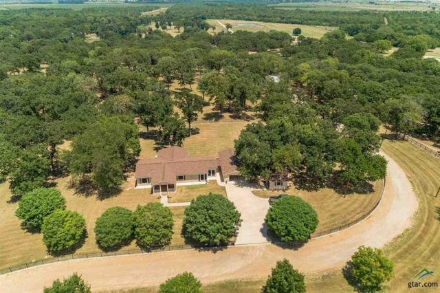 280 Chrestman Drive, Combine, TX 75159 (MLS #10100710) :: The Wampler Wolf Team