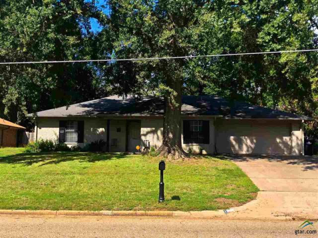 1815 Blueridge Pkwy, Longview, TX 75605 (MLS #10100763) :: RE/MAX Professionals - The Burks Team
