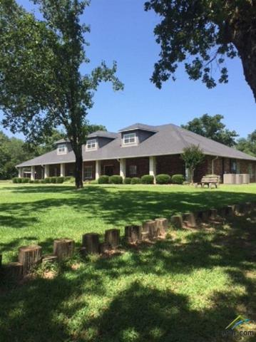 9007 Fm 59 S, Athens, TX 75751 (MLS #10100773) :: The Wampler Wolf Team