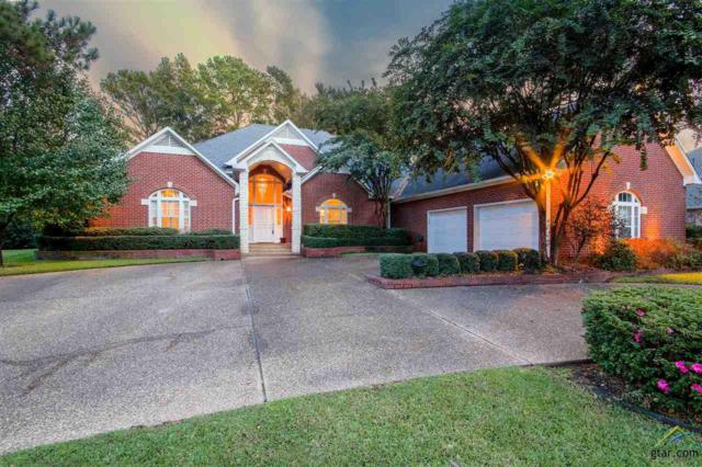 6810 La Costa Drive, Tyler, TX 75703 (MLS #10100934) :: The Wampler Wolf Team