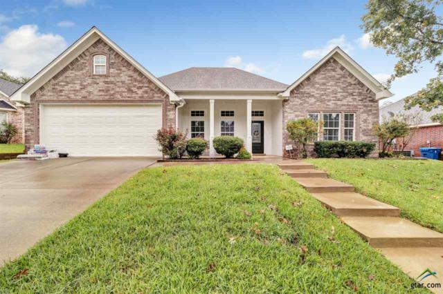 814 Rugby Ln, Whitehouse, TX 75791 (MLS #10100985) :: The Wampler Wolf Team