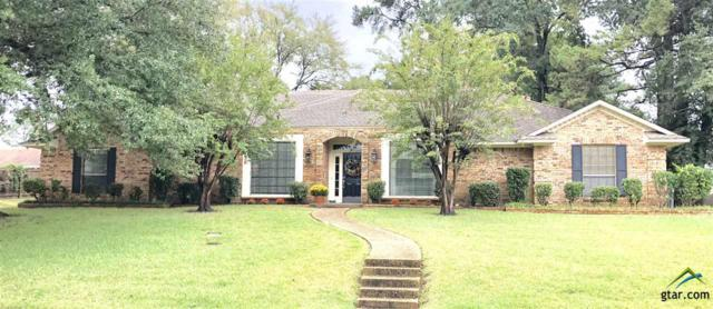 1605 Trail Ridge, Tyler, TX 75703 (MLS #10101013) :: The Wampler Wolf Team
