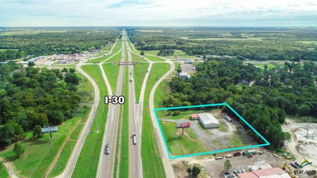 5255 S Frontage Rd, Winfield, TX 75493 (MLS #10101095) :: The Wampler Wolf Team