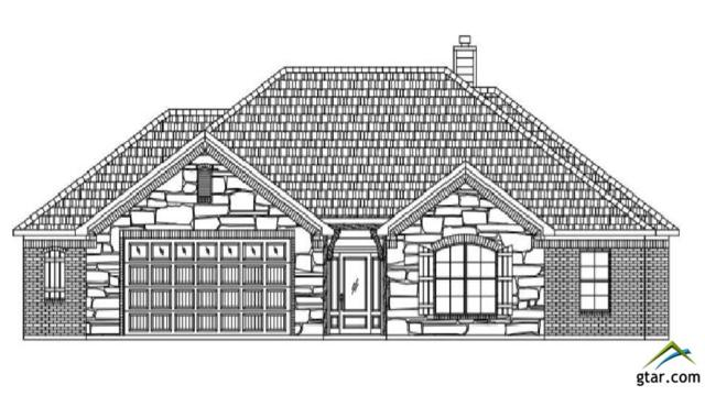 702 Jackie Ray, Whitehouse, TX 75791 (MLS #10101208) :: RE/MAX Professionals - The Burks Team