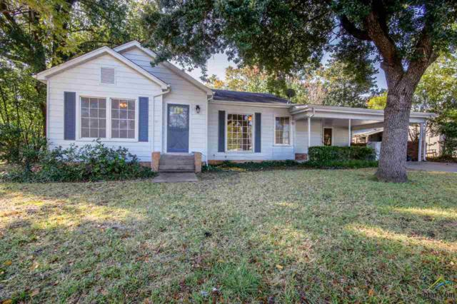 115 Magnolia, Henderson, TX 75654 (MLS #10101715) :: The Wampler Wolf Team
