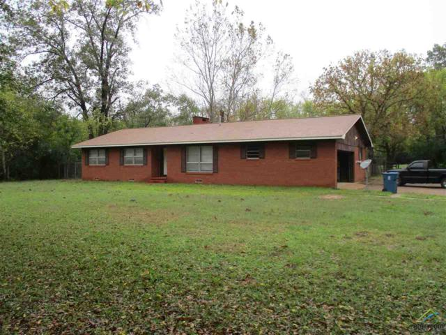450 Crockett St., Rusk, TX 75785 (MLS #10101829) :: The Wampler Wolf Team