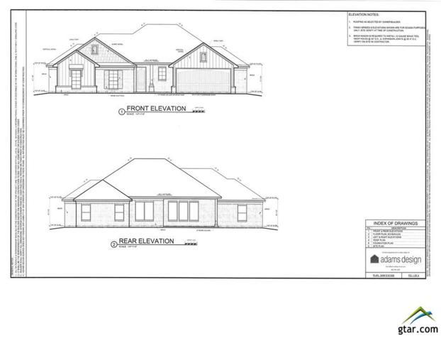 803 Sunny Meadows, Whitehouse, TX 75791 (MLS #10101835) :: RE/MAX Impact