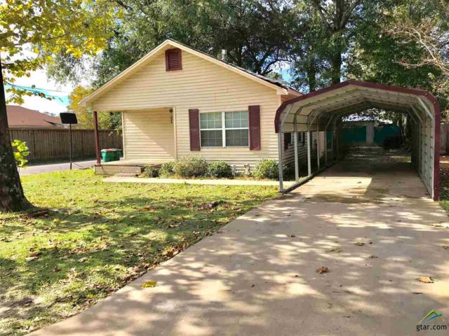 201 Whipporwill Ave, Henderson, TX 75654 (MLS #10102046) :: The Wampler Wolf Team