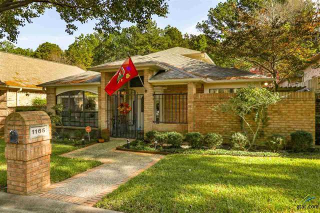 1165 Garden Park Cir, Tyler, TX 75703 (MLS #10102050) :: RE/MAX Impact