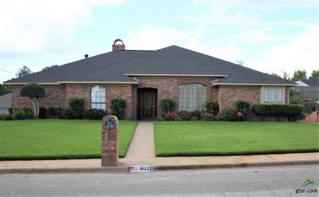 1612 Mcallen, Henderson, TX 75654 (MLS #10102098) :: RE/MAX Impact
