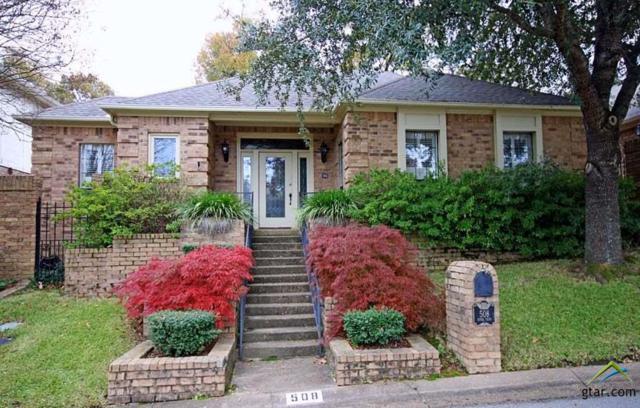 508 Hyde Park, Tyler, TX 75701 (MLS #10102171) :: RE/MAX Professionals - The Burks Team