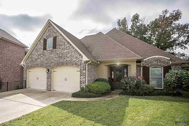 7009 Walden Drive, Tyler, TX 75703 (MLS #10102205) :: The Wampler Wolf Team
