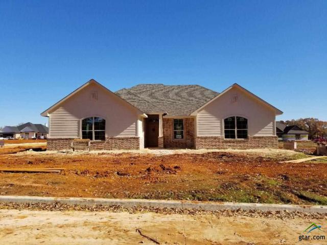 901 Jackie Ray, Whitehouse, TX 75791 (MLS #10102393) :: RE/MAX Professionals - The Burks Team