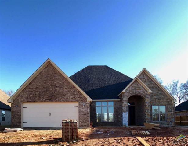 112 Heritage Way, Bullard, TX 75757 (MLS #10102620) :: RE/MAX Professionals - The Burks Team