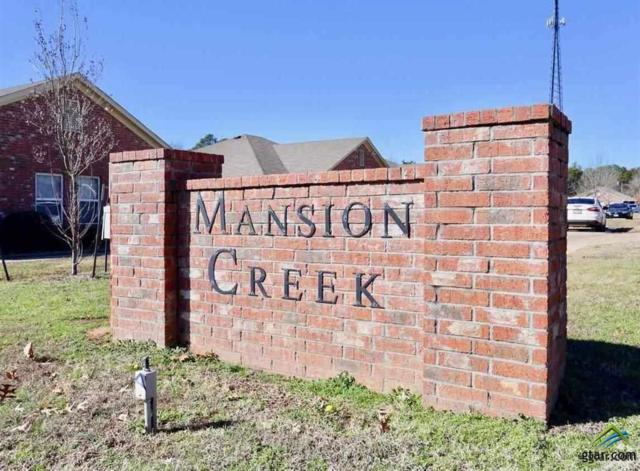 8940 Mansion Creek Circle, Tyler, TX 75707 (MLS #10102775) :: The Wampler Wolf Team