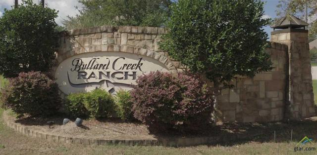 1105 Rhome Hill Road, Bullard, TX 75757 (MLS #10102834) :: RE/MAX Professionals - The Burks Team